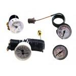 Манометры, термоманометры для газовых котлов