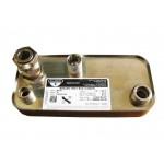Теплообменники вторичные (ГВС) для газовых котлов