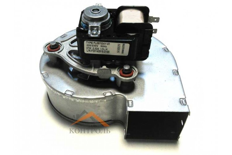 Вентилятор Grandini D324-B2