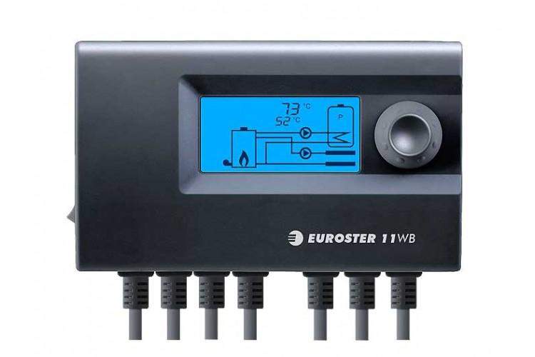 Блок управления для твердотопливного котла Euroster 11 WB