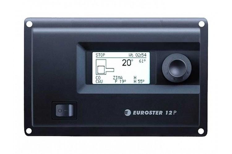 Блок управления для твердотопливного котла Euroster 12P