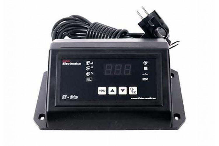 Блок управления для твердотопливного котла Inter Electronics IE-24nZ (v13)