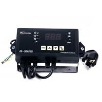 Автоматика для твердотопливного котла Inter Electronics IE-25nPID v14