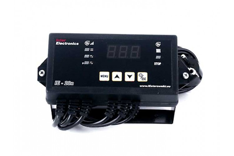 Блок управления для твердотопливного котла Inter Electronics IE-28n