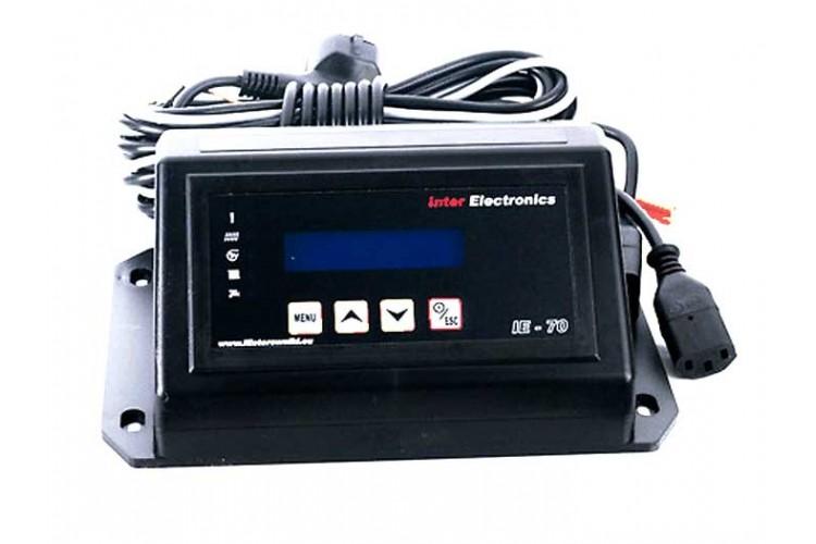 Блок управления для твердотопливного котла Inter Electronics IE-70 v1 T2