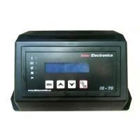 Автоматика для твердотопливного котла Inter Electronics IE-70 v2 T2 два насоса