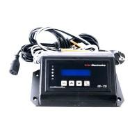 Автоматика для твердотопливного котла Inter Electronics IE-72 PID v4 T2 три насоса