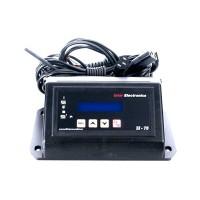 Автоматика для твердотопливного котла Inter Electronics IE-76 v1 T2