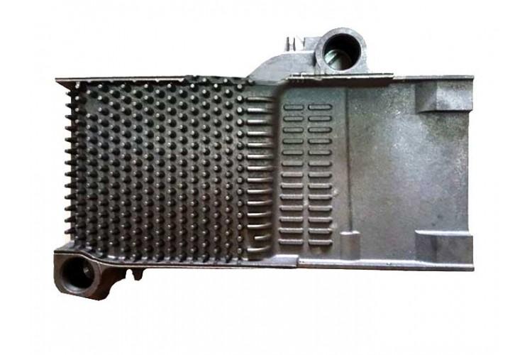 Чугунная секция (левая) теплообменника Protherm Медведь KLOM, KLZ