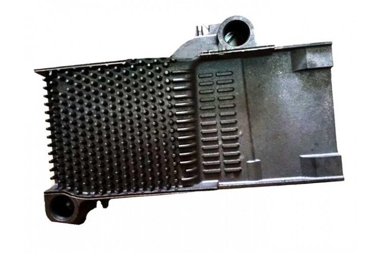 Чугунная секция (правая) теплообменника Protherm Медведь KLOM, KLZ