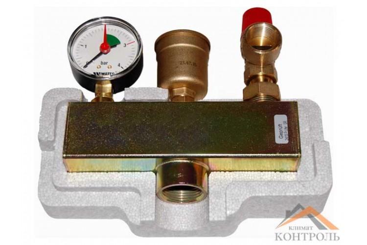 Группа безопасности котла Watts KSG 30 ISO 2
