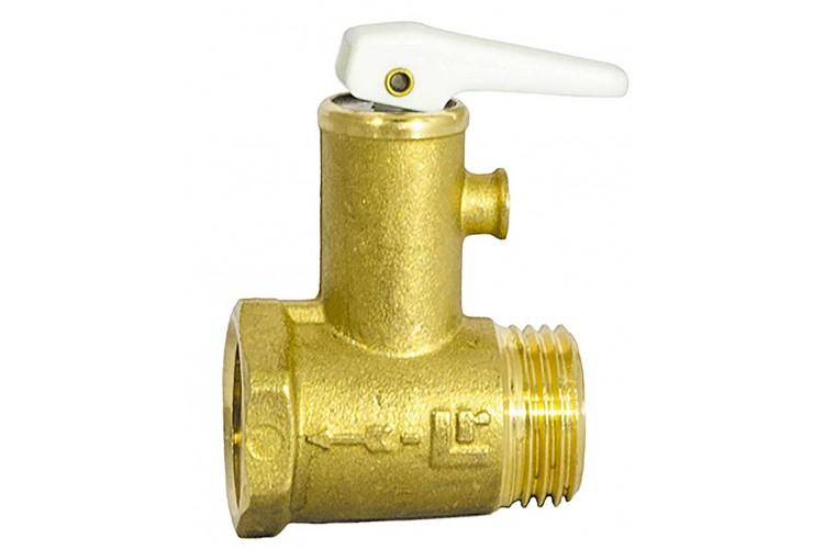 """Клапан предохранительный 1/2"""" для водонагревателя Atlantic все модели (оригинал)"""