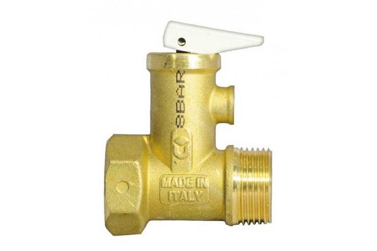 """Клапан предохранительный 3/4"""" для водонагревателя Atlantic S4CM, VSRS, Thermor S4CM"""