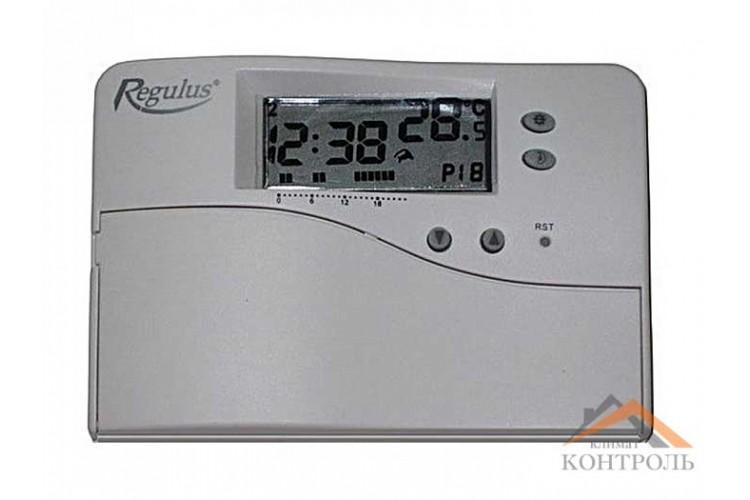 Комнатный программируемый термостат Regulus TP08