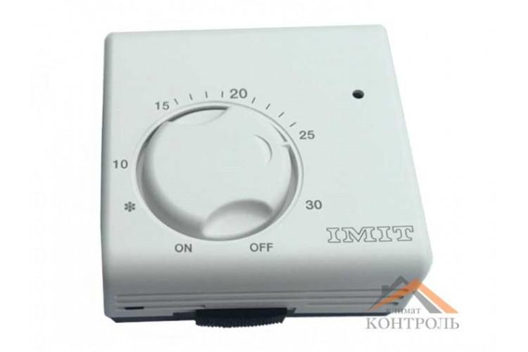 Комнатный термостат с механическим выключателем IMIT