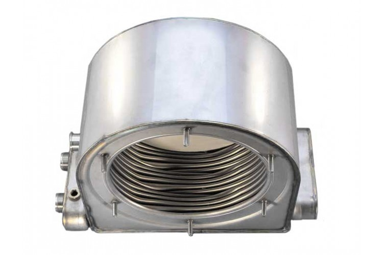 Теплообменник для конденсационного котла Immergas Victrix 24 kw