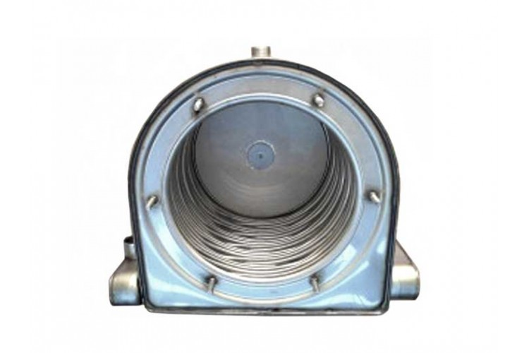 Теплообменник для конденсационного котла Immergas Victrix 27