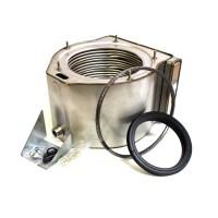 Теплообменник (конденсационный модуль) Vaillant EcoMAX. 65114