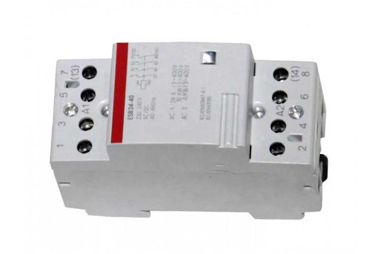 Контактор ISCH 24A для электрокотла Протерм Скат К 10,К 11,К 13
