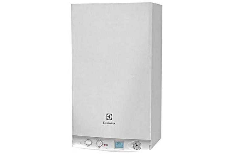 Газовый котел Electrolux Quantum 28 i дым