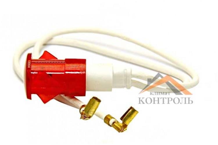 Лампа сигнальная для водонагревателя Atlantic N4E, Thermor N4E, Round VMR