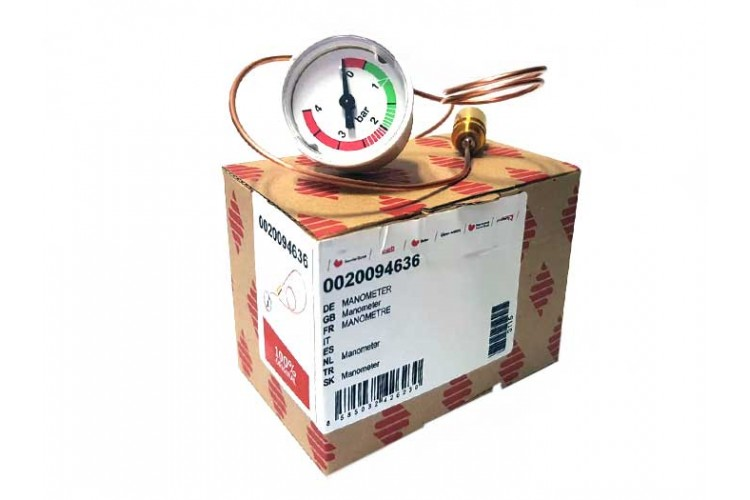 Манометр для электрокотла Protherm Скат К 13