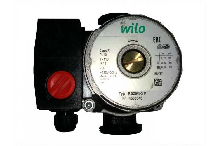 Насос циркуляционный Wilo 25-40 130мм. Германия OEM