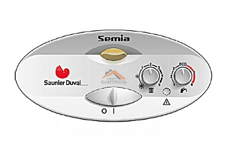 Панель управления Saunier Duval Semia (с ручками)