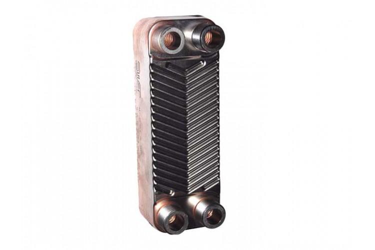 Теплообменник пластинчатый Swep E6Т 12 пластин
