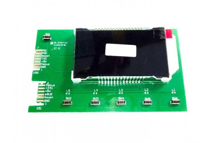 Плата индикации электрокотла Протерм Скат KE 14. 6 - 28 кВт