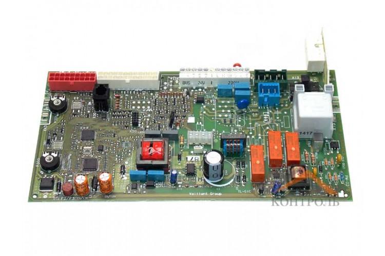 Плата управления Vaillant Turbo Tec Pro/Plus, Atmo Tec Pro/Plus