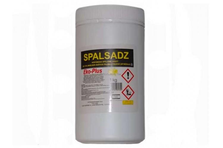 Средство для очистки дымохода от сажи Spalsadz в банке (1кг)