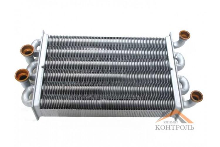 Теплообменник газового котла Ariston Egis 24 кВт