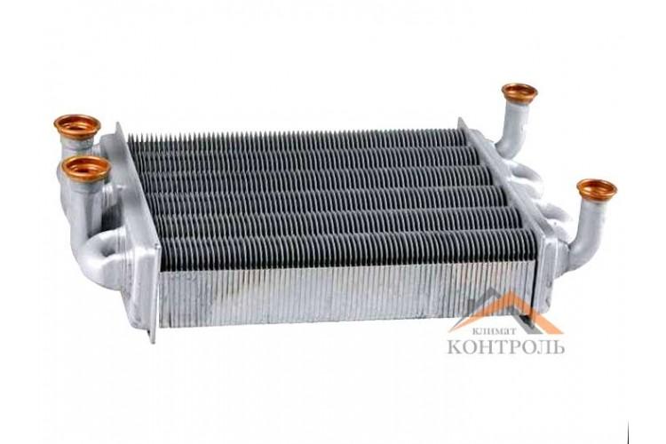 Теплообменник газового котла Ferroli Domiproject, Fereasy 32 кВт