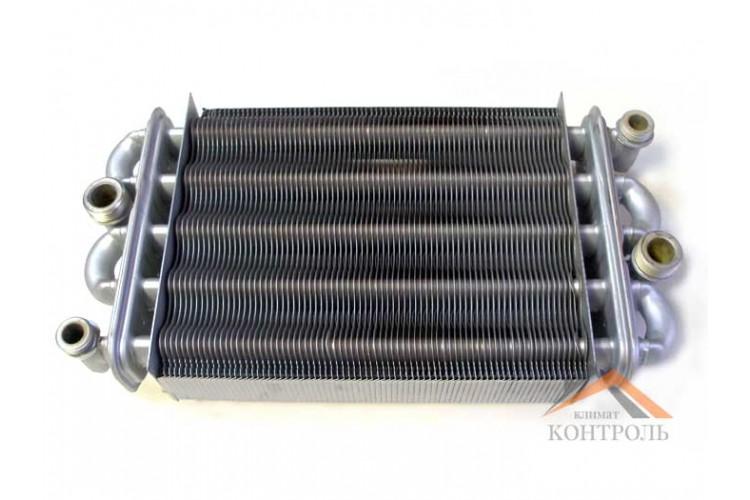 Битермический теплообменник Teplowest АГД 24 кВт