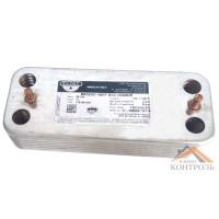 Теплообменник (ГВС) вторичный Sime Format DGT 12 пластин. 6319690 (Италия)