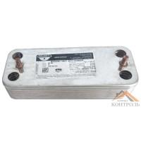 Теплообменник (ГВС) вторичный Termal D 12 пластин. Td24110044 (Италия)