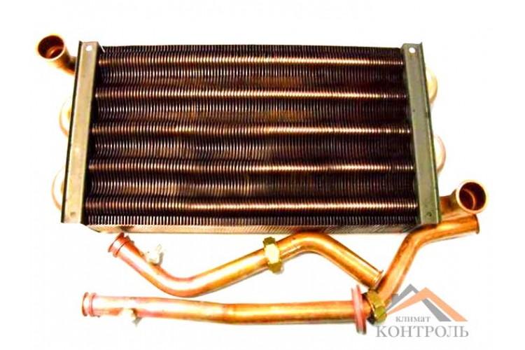 Теплообменник Vaillant Turbo MAX Pro/Plus (102 ламели)