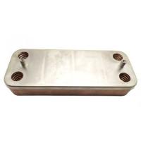 Теплообменник (ГВС) вторичный Buderus Logamax 12 пластин. 7101160