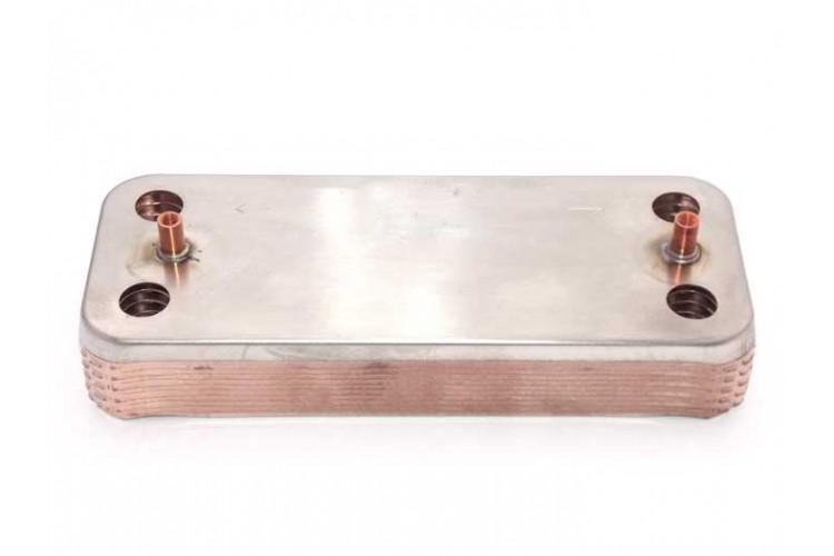 Пластинчатый теплообменник Demrad 12 пл.