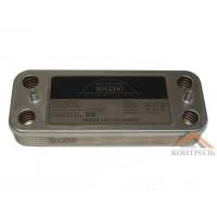 Теплообменник (ГВС) вторичный Sime Format DGT 10 пластин. 6319690