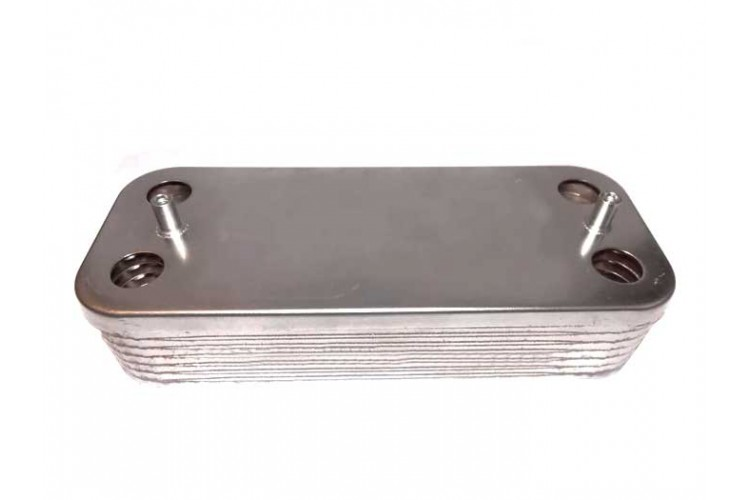 Пластинчатый теплообменник Sime Format DGT 14 пл.