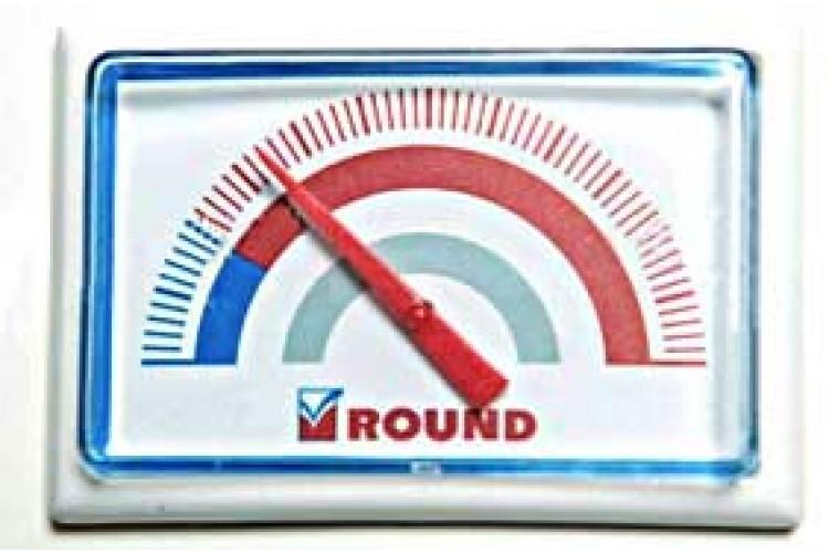 Термометр для водонагревателя Round Ficosota, Round VMR, Classic N4L