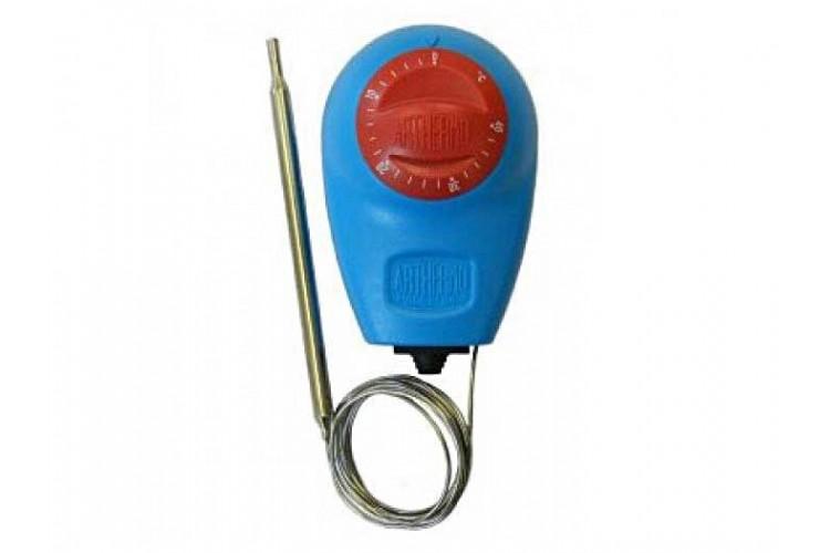 Термостат с погружной гильзой 1/2 Arthermo ARTH100 (0/90°)
