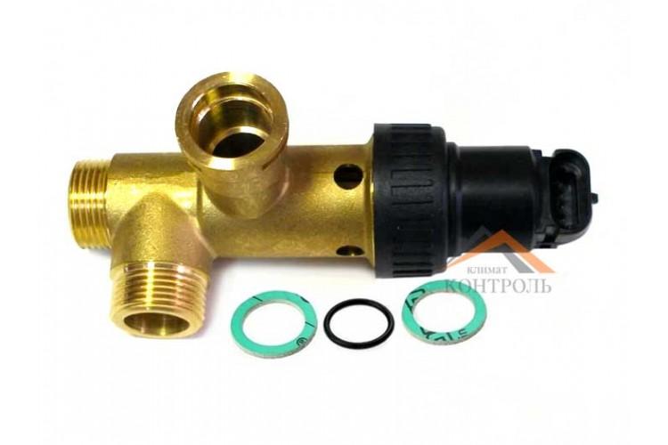 Трехходовой клапан газового котла Vaillant Atmo/Turbo Max Pro/Plus