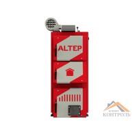 Твердотопливный котел Altep Classic Plus 12 кВт, автоматика