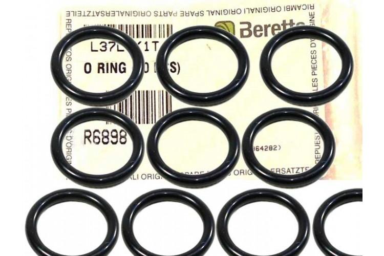 Уплотнительное кольцо теплообменника, трубок (10 шт.) Beretta Ciao, Mynute. R6898