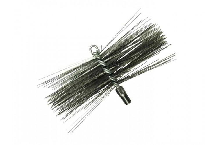 Щетка для чистки дымохода 150 мм